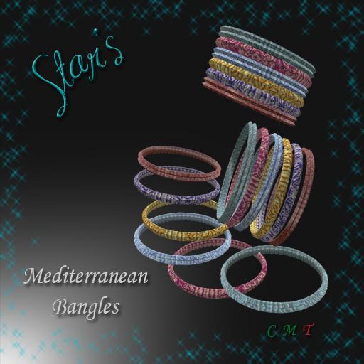 Mediterranean Bangles