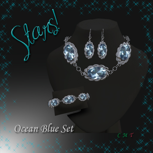 Ocean Blue Set