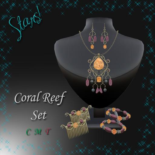 Coral Reef Set