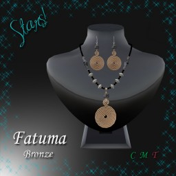 Fatuma (bronze)