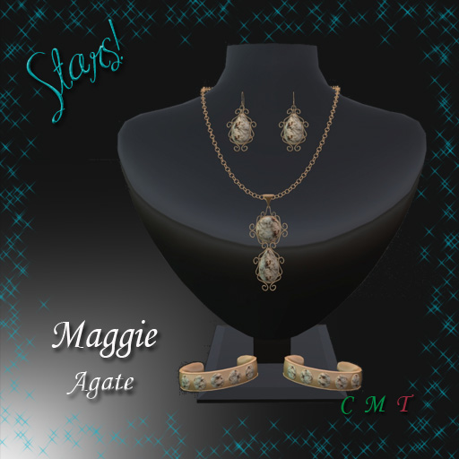 Maggie Complete Set (Agate)
