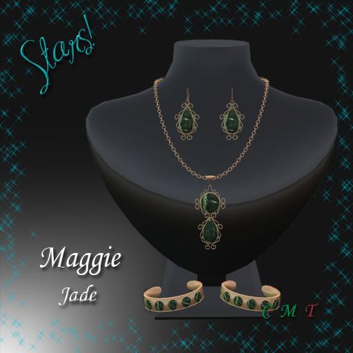 Maggie Complete Set (Jade)