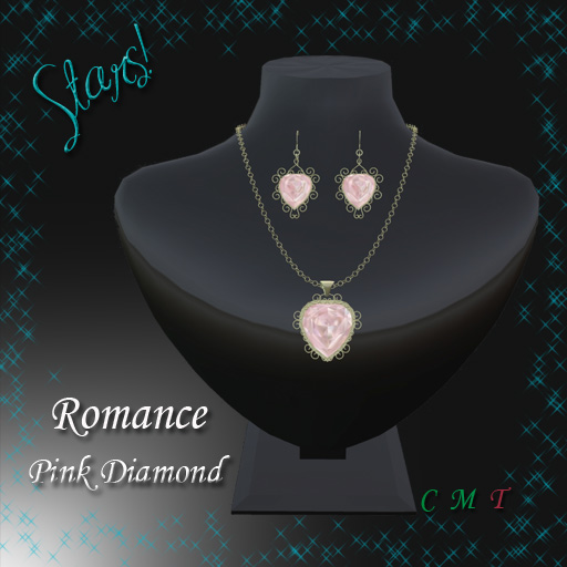 Romance Set (pink diamond)