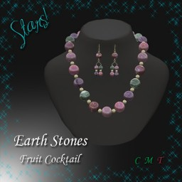 Earth Stones - Fruit Cocktail