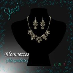 Alexandrite Bloomettes
