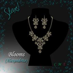 Alexandrite Blooms