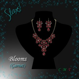 Garnet Blooms