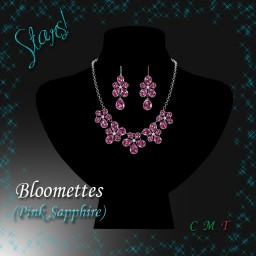 Pink Sapphire Bloomettes