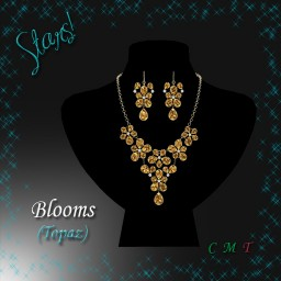 Topaz Blooms